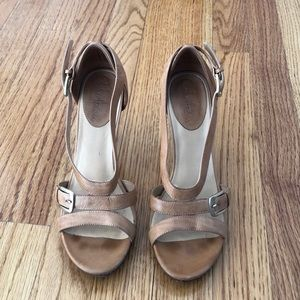 Cole Haan strappy sandals!!!